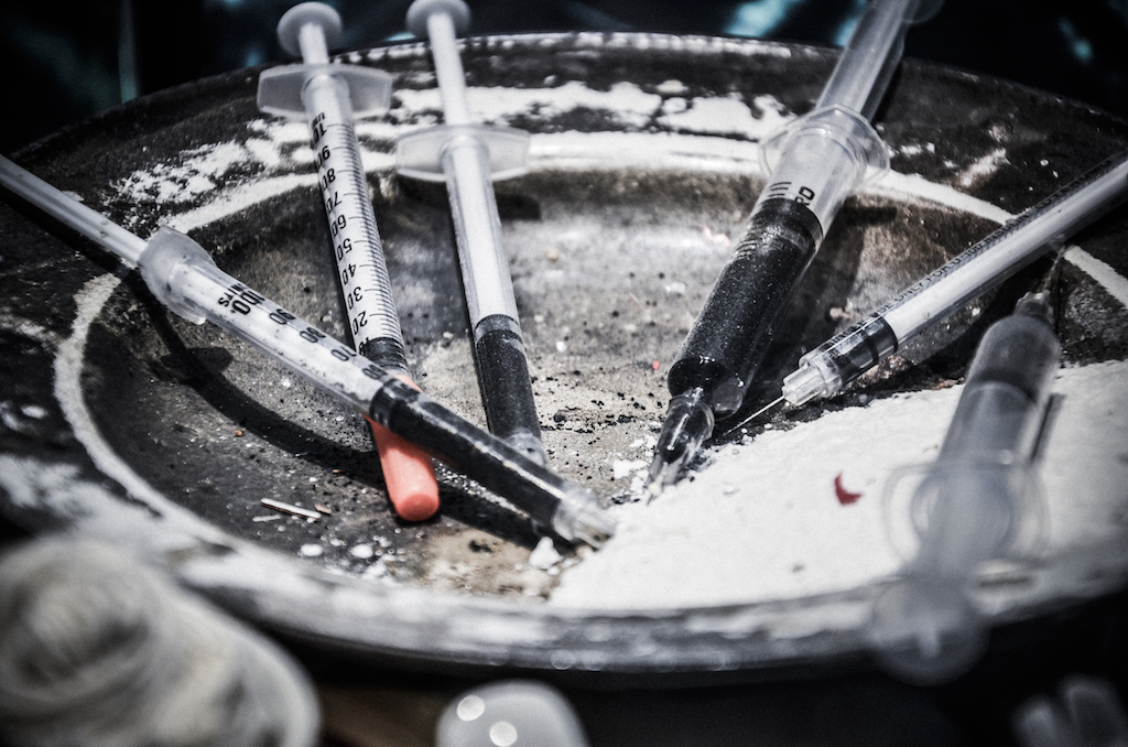 how fentanyl is getting into your community