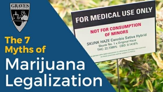 myths of marijuana legalization