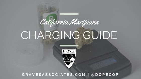 marijuana charging guide