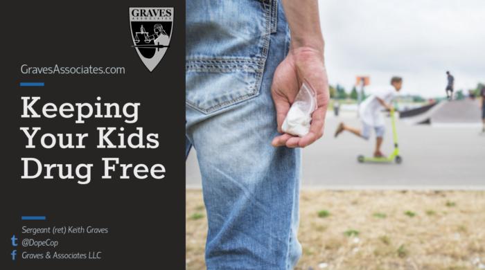 keep kids drug free